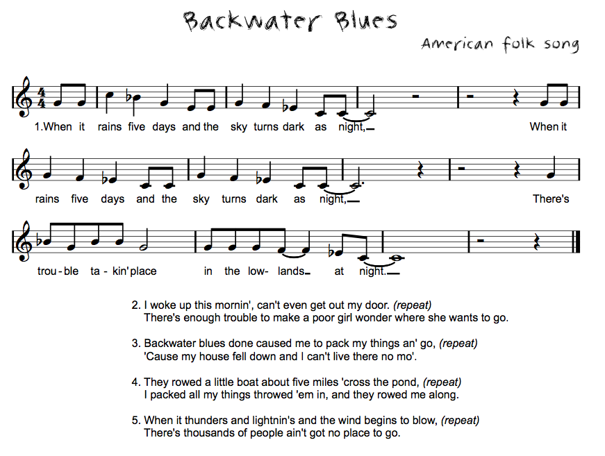 Lyric blues songs lyrics : Blues music - easy | Song Repertoire | Pinterest | Blue song ...