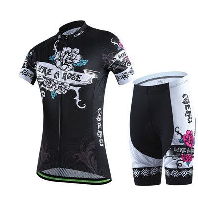 2017 Summer Cycling Jersey Women Short Sleeve Breathable Maillot Ciclismo  MTB Mountain Bike Bicycle Jersey Racing c3e3163c2