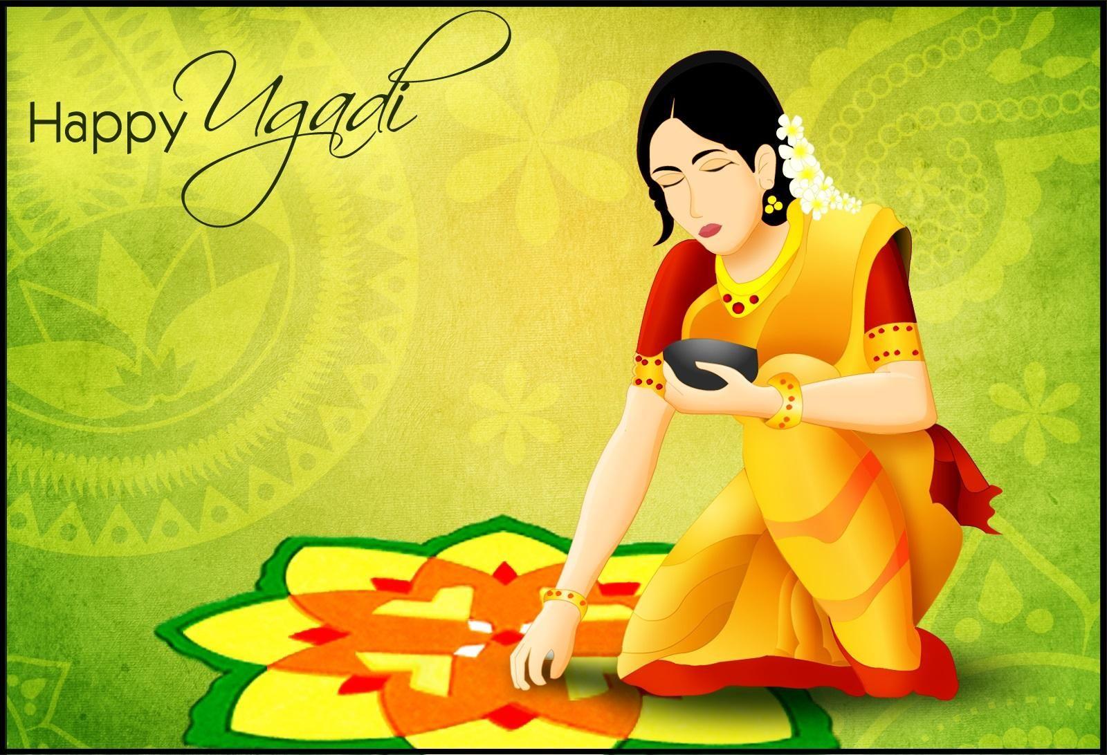 The Kannada New Year: #Ugadi http://www.newsgram.com/the ...