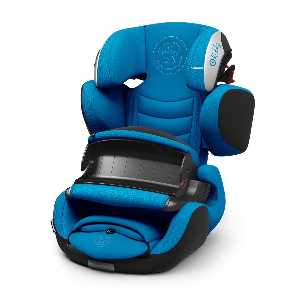 Kindersitz Kiddy Discovery Pro Kiddy Guardianfix 3 Car Seat Group 1 2 3 Summer Blue In