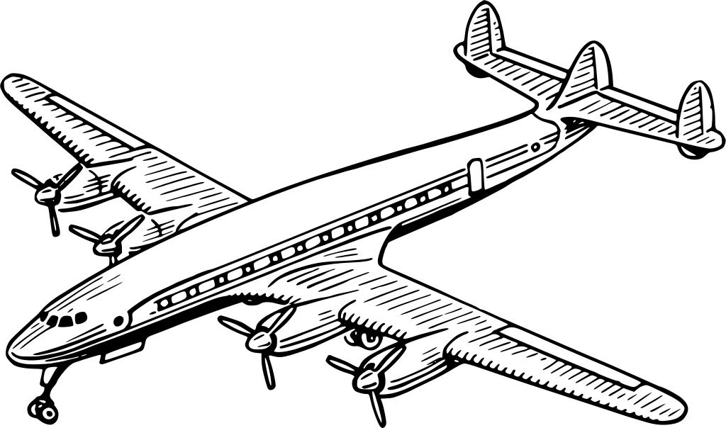Dibujo De Un Avion Para Colorear Buscar Con Google Avion Dibujos Aviones Colores