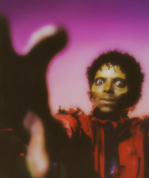 """""""I'm obsessed with creating."""" - Michael Jackson"""