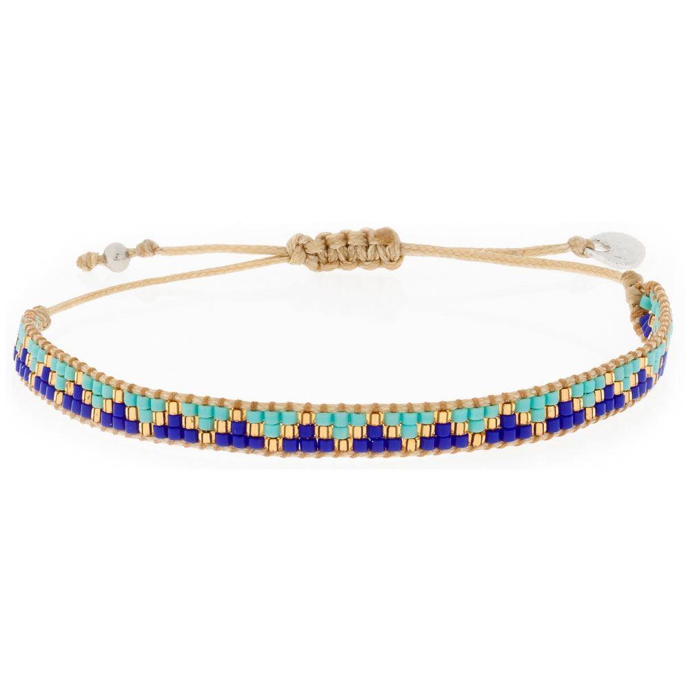 Mishky Mini Beaded Bracelet | elena | Pinterest | Armbänder, Perlen ...