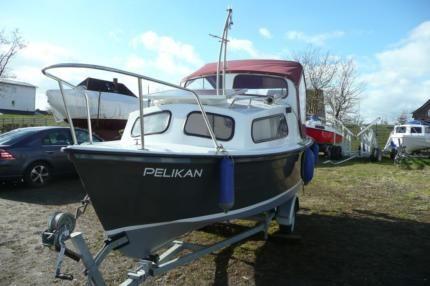 mayland fisherman 16 kaj tboot angelboot motorboot in kreis pinneberg uetersen gebrauchte. Black Bedroom Furniture Sets. Home Design Ideas