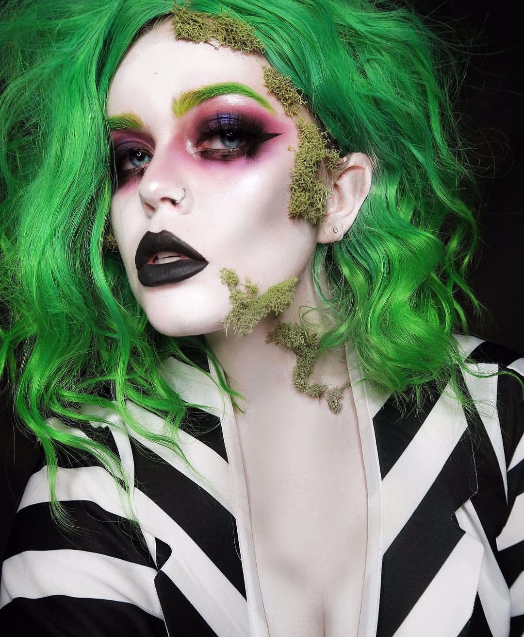 Beetlejuice Costume Female em 2020 imagens) Looks