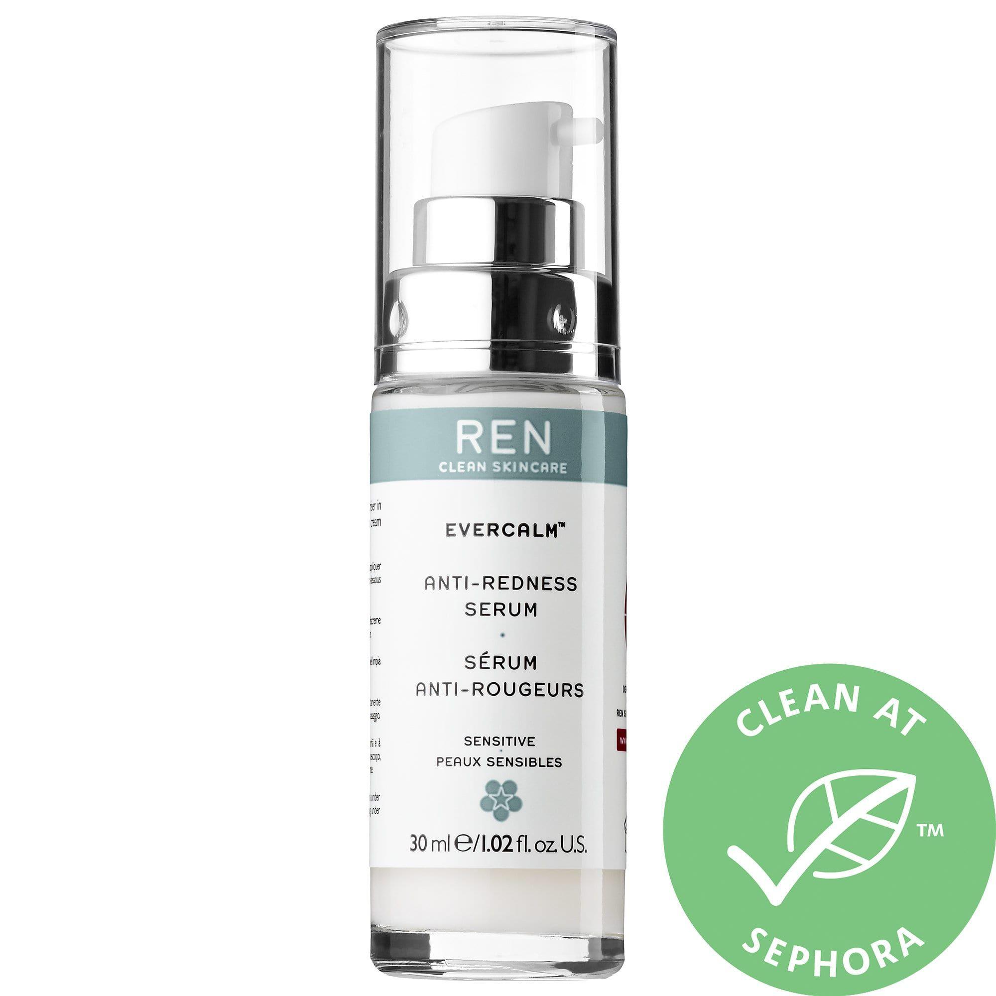 Evercalm™ AntiRedness Serum REN Clean Skincare