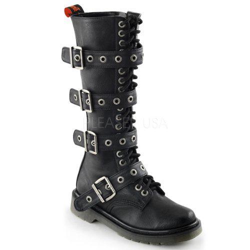 DEMONIA RAGE-404 Women's Hot New Fashion 20 Eyelet Vegan Combat Boot, Color:BLACK PU, Size:6 Demonia http://www.amazon.com/dp/B00HE8LKKA/ref=cm_sw_r_pi_dp_iGYMtb1ZNH2B5ZK0