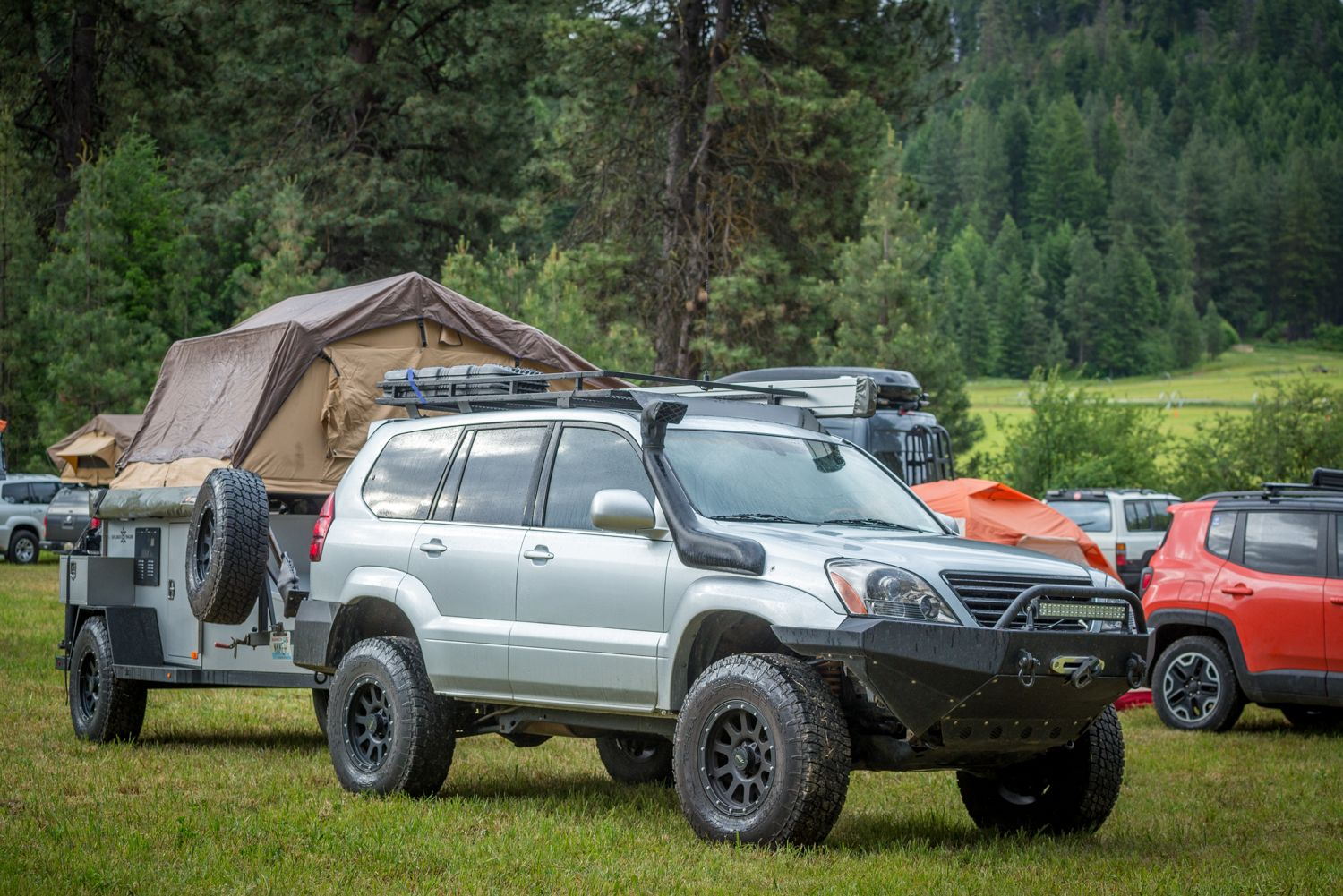 Best Trucks and SUVs Under $20,000 for Off-Road and