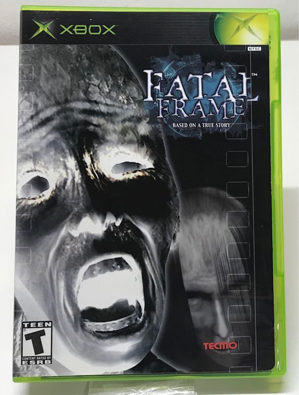 Fatal Frame (Microsoft Xbox, 2002) COMPLETE! FAST SHIPPING | Fatal ...