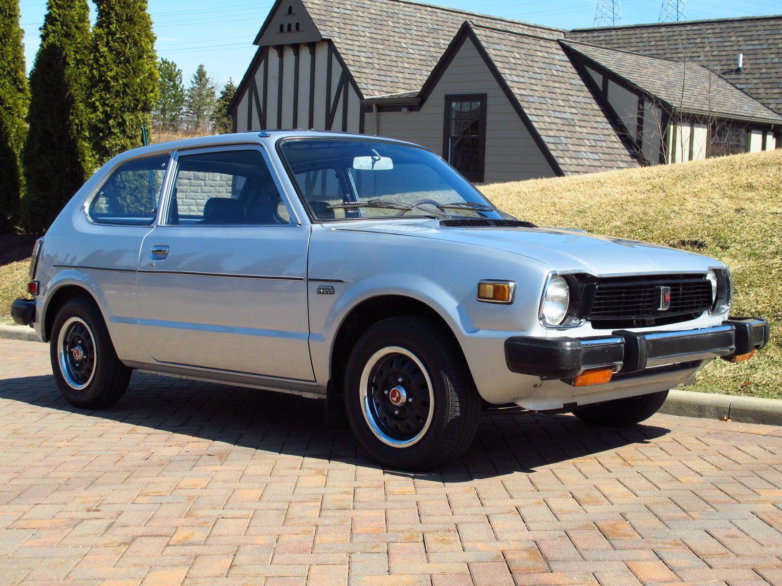Kelebihan Honda Civic 1978 Top Model Tahun Ini