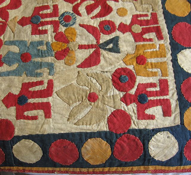 textiles antiques  2 T 177 by Cocosjewelry, via Flickr