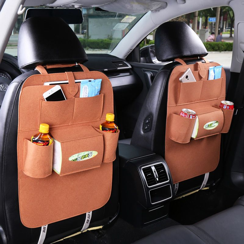 New Design Car Seat Storage Bag Hanging Bags Back Product Multifunction Vehicle