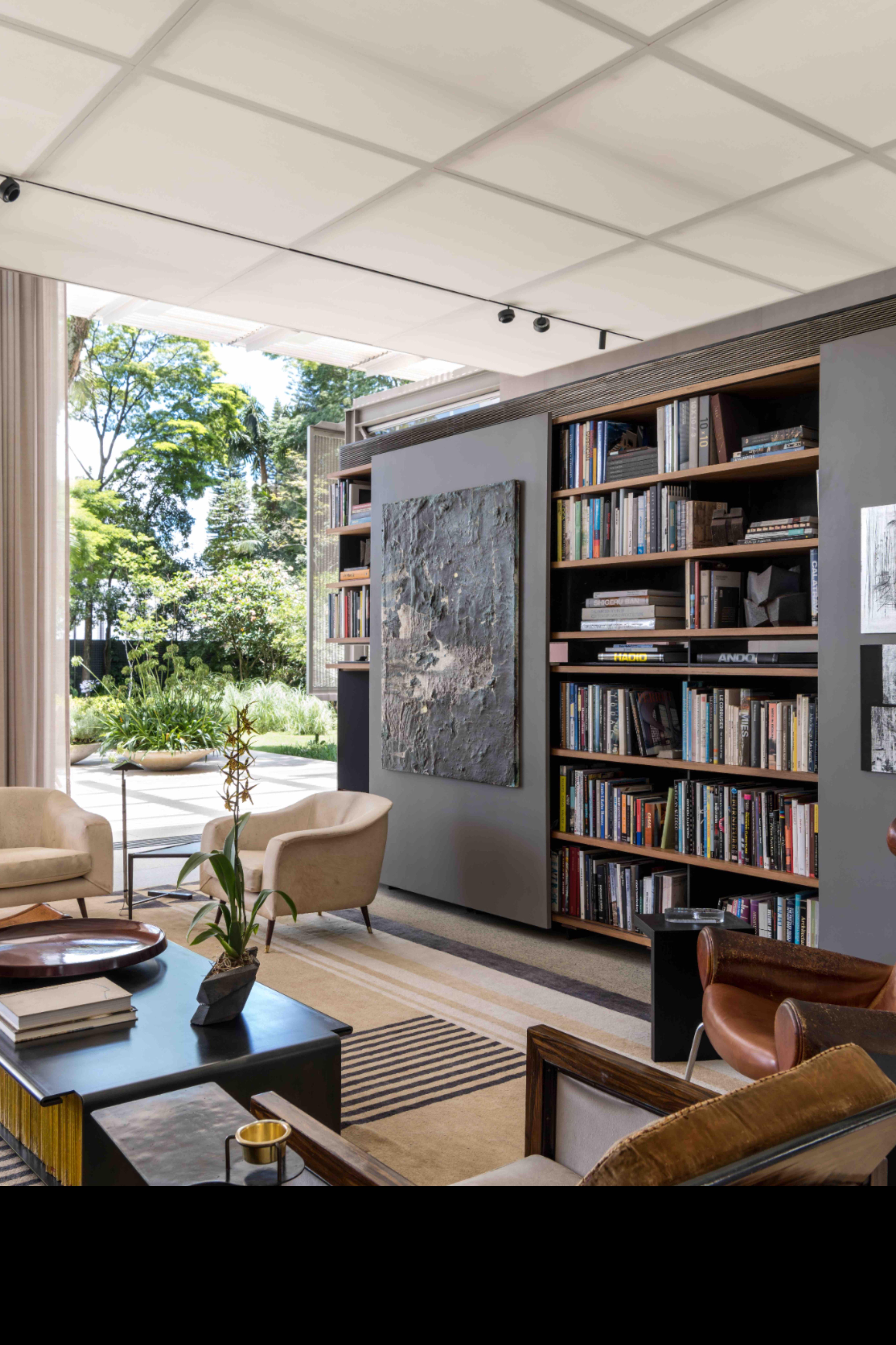 Studio Mellone Mid Century Furniture Meets Contemporary Interiors In 2021 Office Interior Design Contemporary Interior Interior