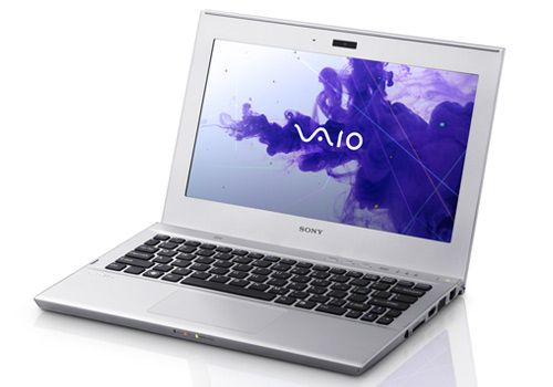 Our first-ever Ultrabook, the VAIO T Series