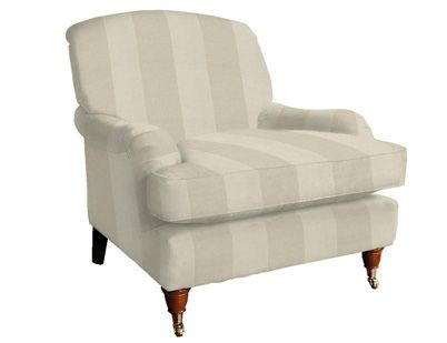 Definitely a living room chair - Richmond Upholstered Chair (Laura Ashley)
