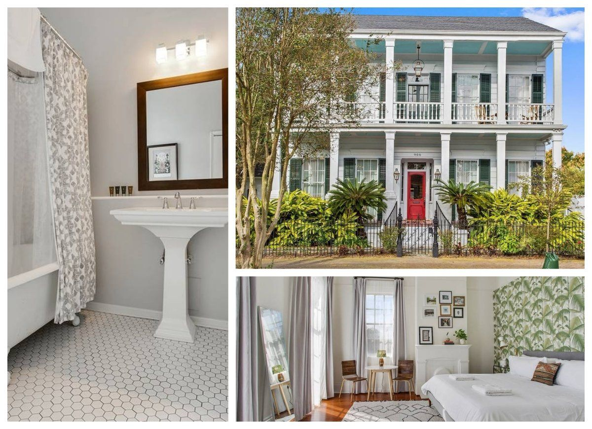 Love Old Houses? These Are the AirBnBs for You Historic