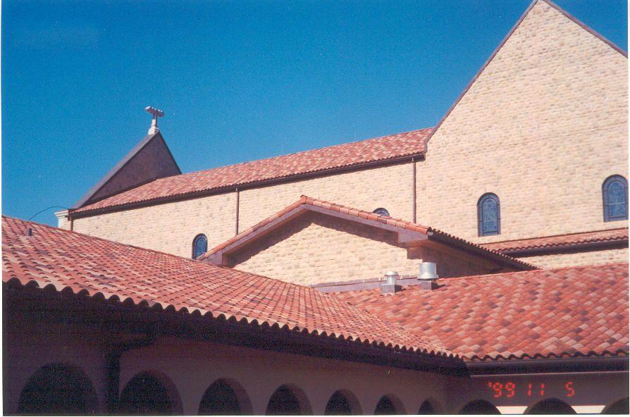 Santafe Clay Spanish S Tile Monasterio Blends Alabama