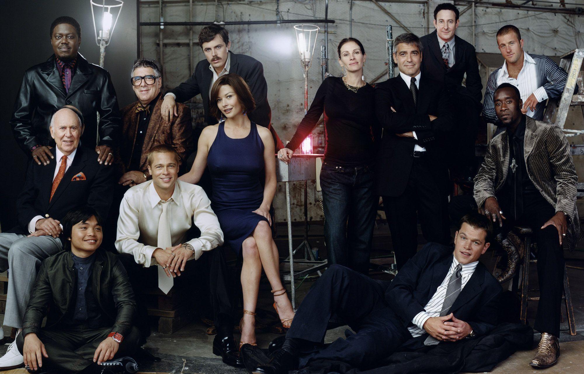twelve cast