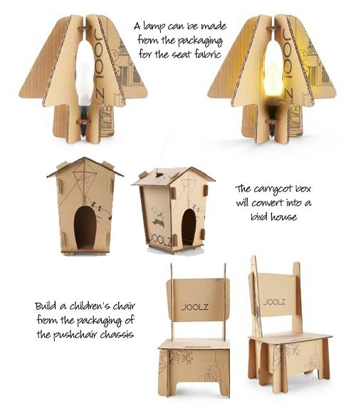 Joolz Are Boxing Clever Pushchair Trader Cardboard Packaging