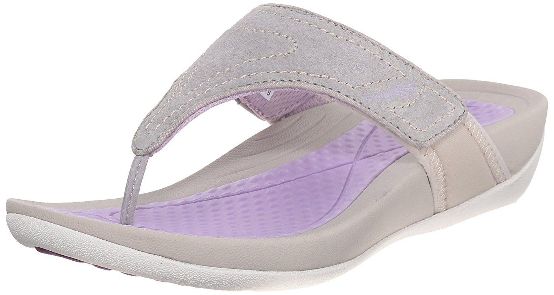 832341eb5d1 Dansko Women s Katy 2 Grey Lavender Suede Flip-Flop     Find out ...