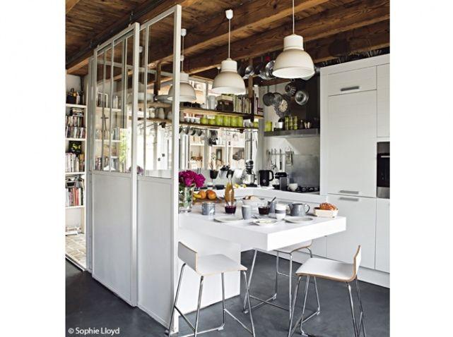 Panneau Amovible Cuisine | Studio | Pinterest | Verrière, Panneau