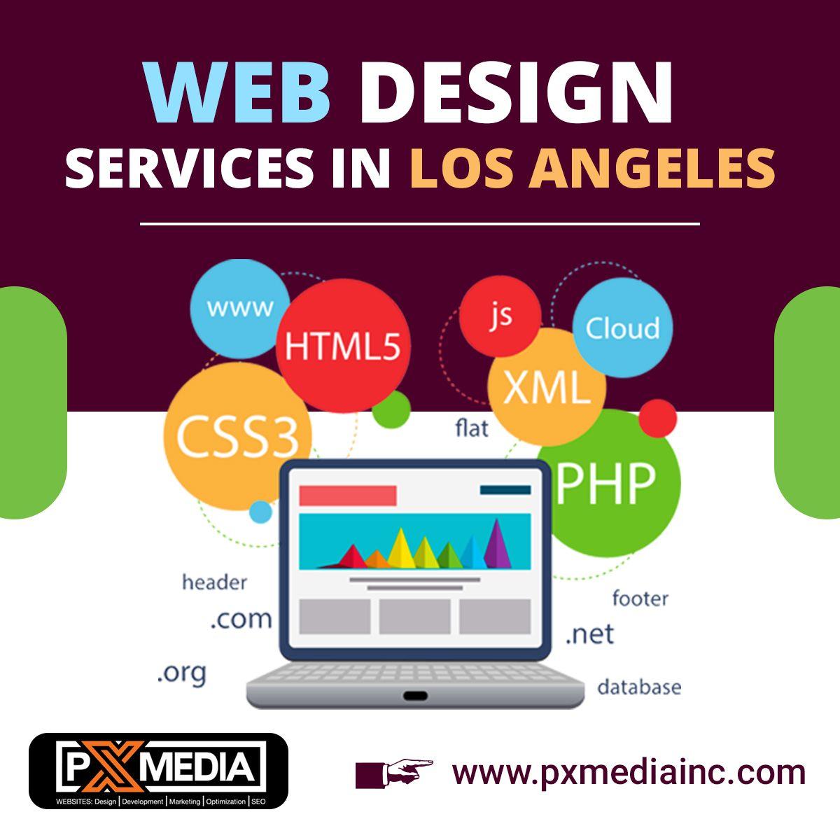 Los Angeles Web Design Development Web Design Web Design Services Quality Web Design