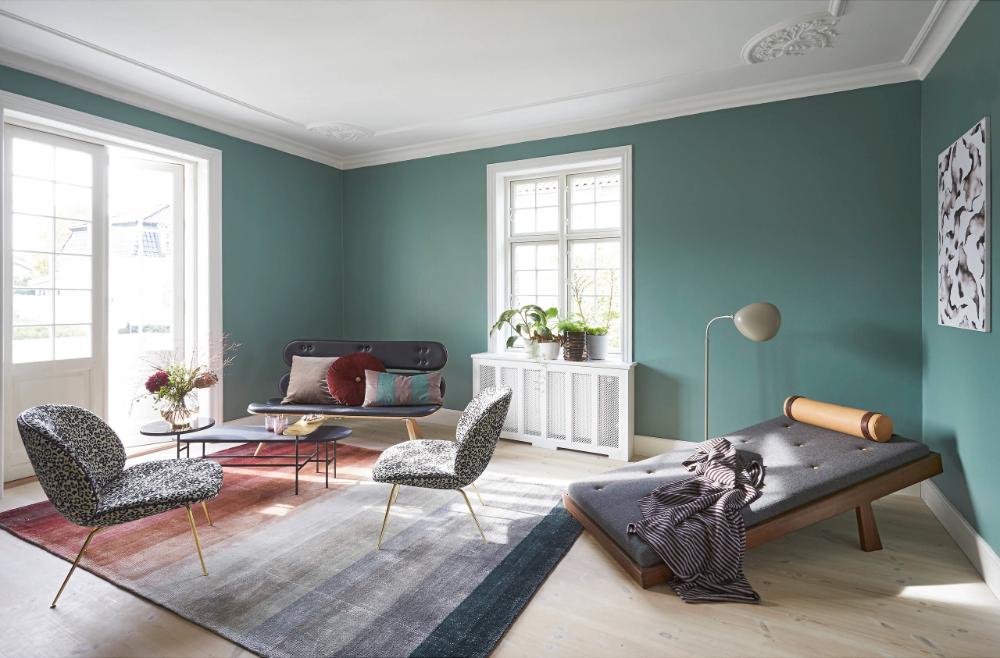 Photo of Hellerup, villa indretning – Skandinavisk – Stue – København – av Design …