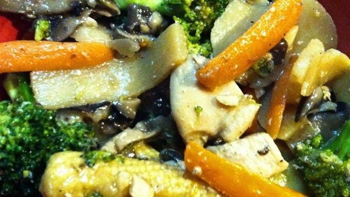 moo goo gai pan  recipe  cooking recipes veggie recipes