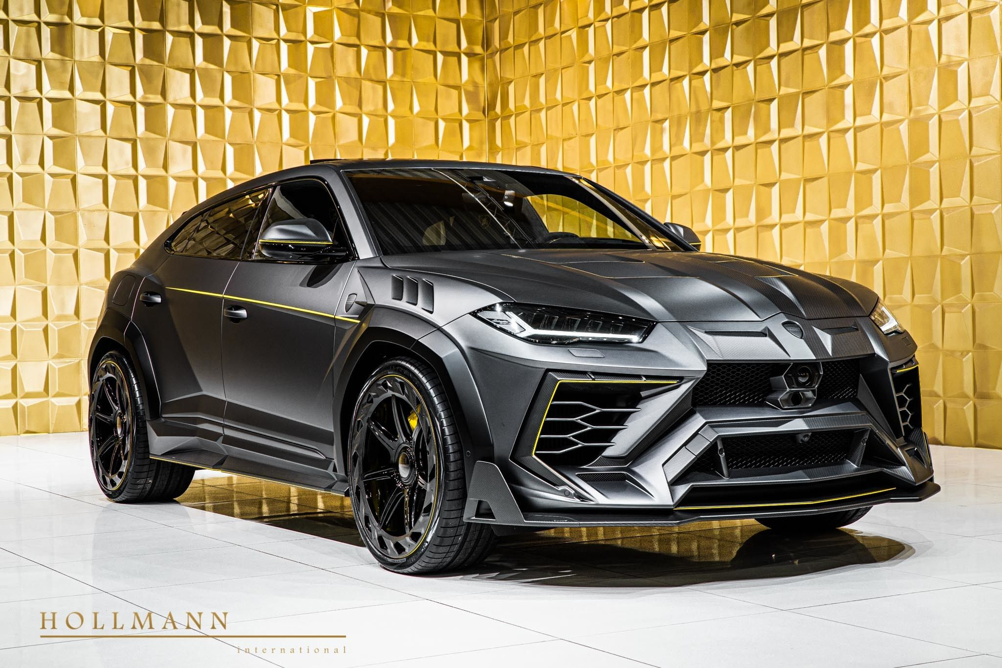 Lamborghini Urus By Mansory Hollmann International Germany For Sale On Luxurypulse In 2020 Lamborghini Range Rover Sport Luxury Suv