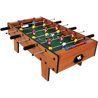 Sunnydaze 28 Inch Tabletop Foosball Table Game With Legs | Table Games,  Tabletop And Game Tables