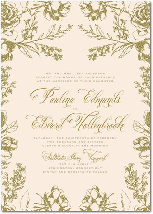 15 Wedding Paper Divas Wedding Invitations We Love Wedding Paper Divas Invitations Wedding Paper Divas White Wedding Invitations