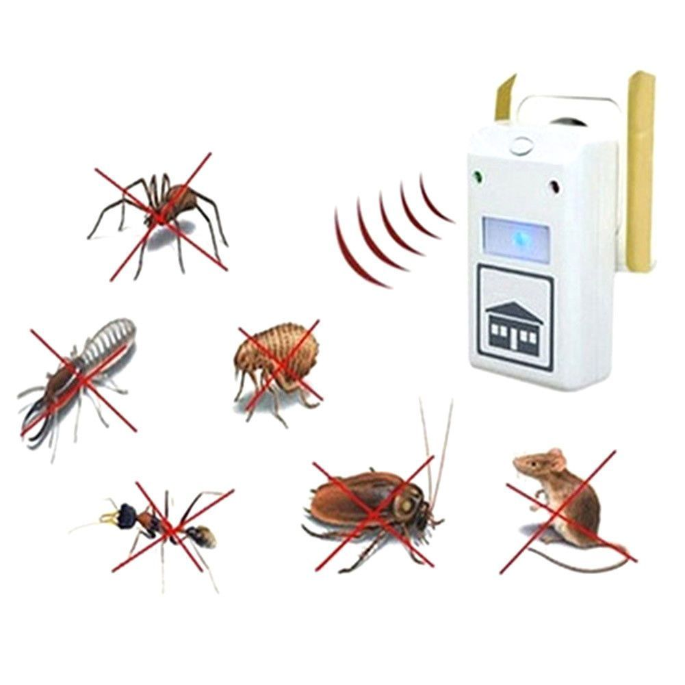 Fashion Household Electronic Product Ultrasonic Wave Mosquito Repel Repellents By Repellent Circuit Dispeller