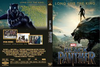 Black Panther Dvd Cover Dvd Covers Pinterest Cover Black