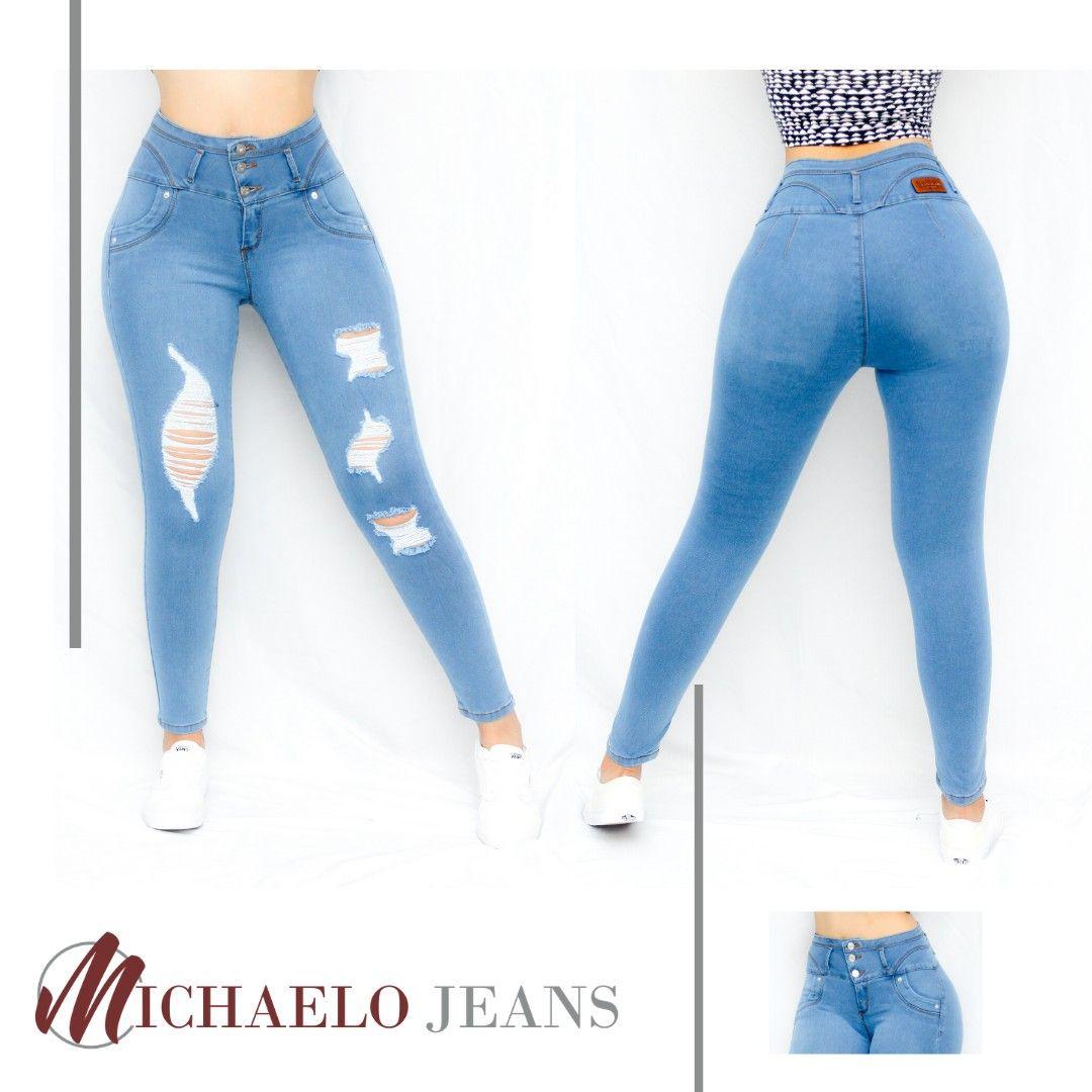 Pin En Michaelo Jeans