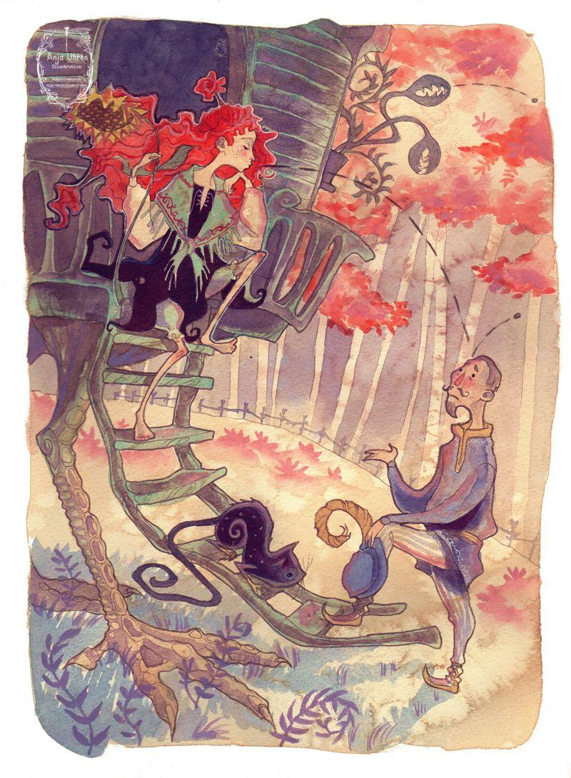 The best Soviet film fairy tale. Sixteenth round