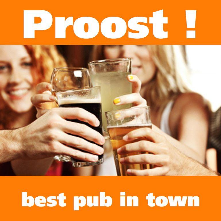Gezellig naar de kroeg. Lekker kletsen met je beste vrienden. Wat is volgens jou de 'best pub in town'?  Geef hier jouw favoriete kroeg door of ga naar: www.couponboss.nl/actie.html