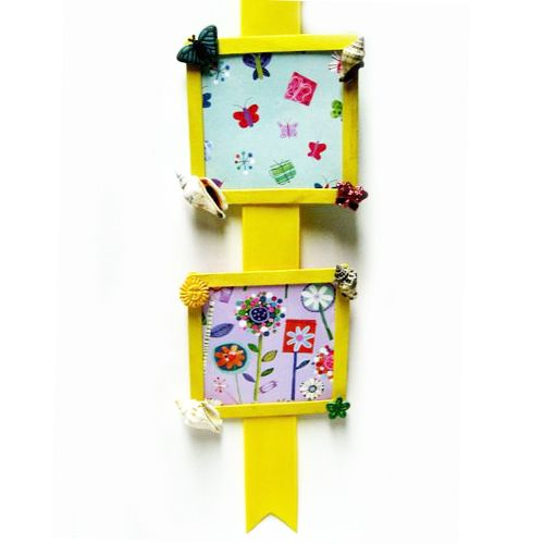 Celebrate Grandparents Day with a Handmade Popsicle Stick Magnet ...