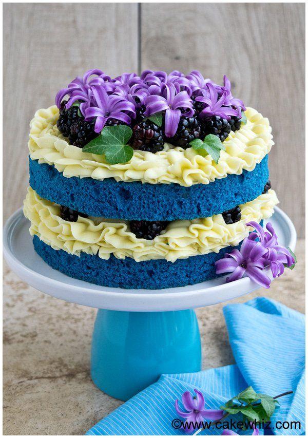 easy cake decorating ideas edible flowers 4H Cake Decorating