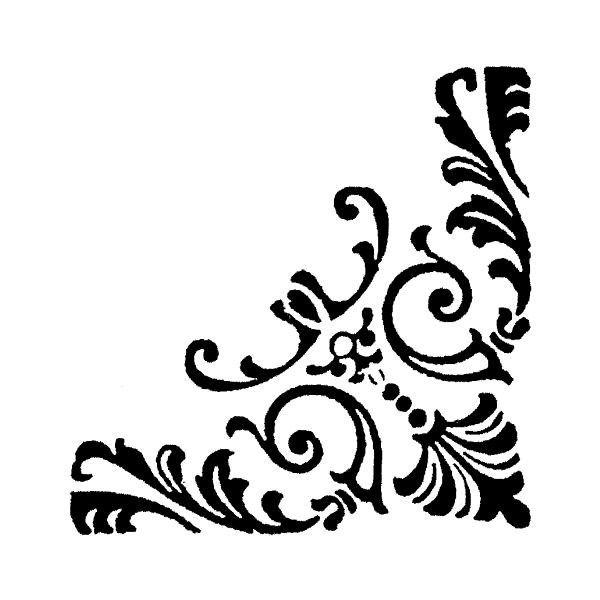 Aladine//Pochoir//Arabesque//Mylar//Stencil//painting// Circle //Background//81051