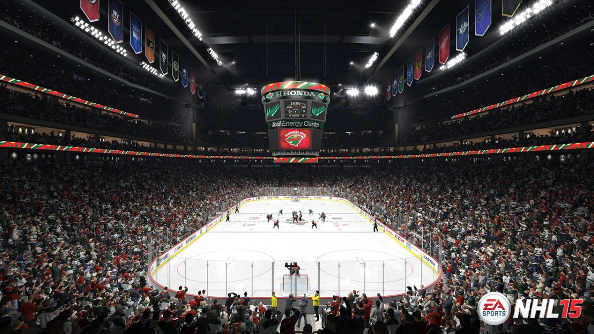 I can not remember the last time I bought or even cared about a hockey game.  Maybe back in the Dreamcast days?  When I saw a screenshot and then the trailer for NHL 15.... I was blown away.  I tho...