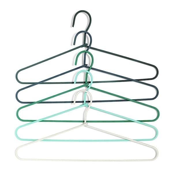 Hay Draht Kleiderbugel Satz Von 3 Oder 5 Kleiderbugel Cord Hanger Von Hay Stahl Und Cord Schone Fa Kleiderbugel Drahtkleiderbugel Platzsparende Kleiderbugel