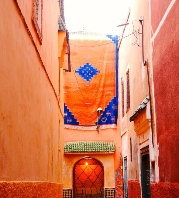 Photo of Moroccan Decor Tips And Blue Colour Bring Cool Moroccan Style Into Modern Day Pr…