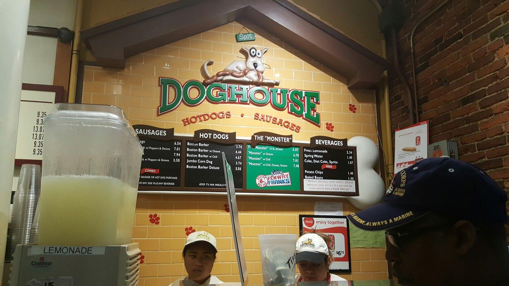 Best Hot Dogs! Quincy Market