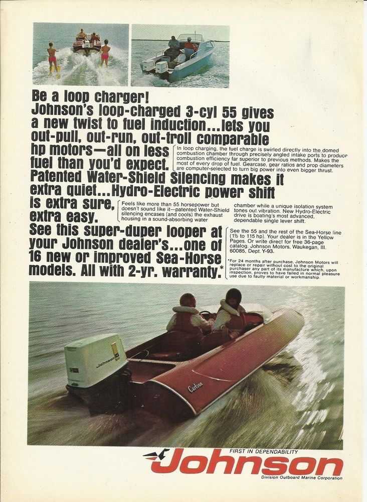 1969 johnson outboard motors color ad johnson 55 hp on carlson 1969 johnson outboard motors color ad johnson 55 hp on carlson racing boat fandeluxe Image collections