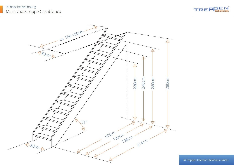 treppenmae berechnen gallery of treppe mit podest. Black Bedroom Furniture Sets. Home Design Ideas