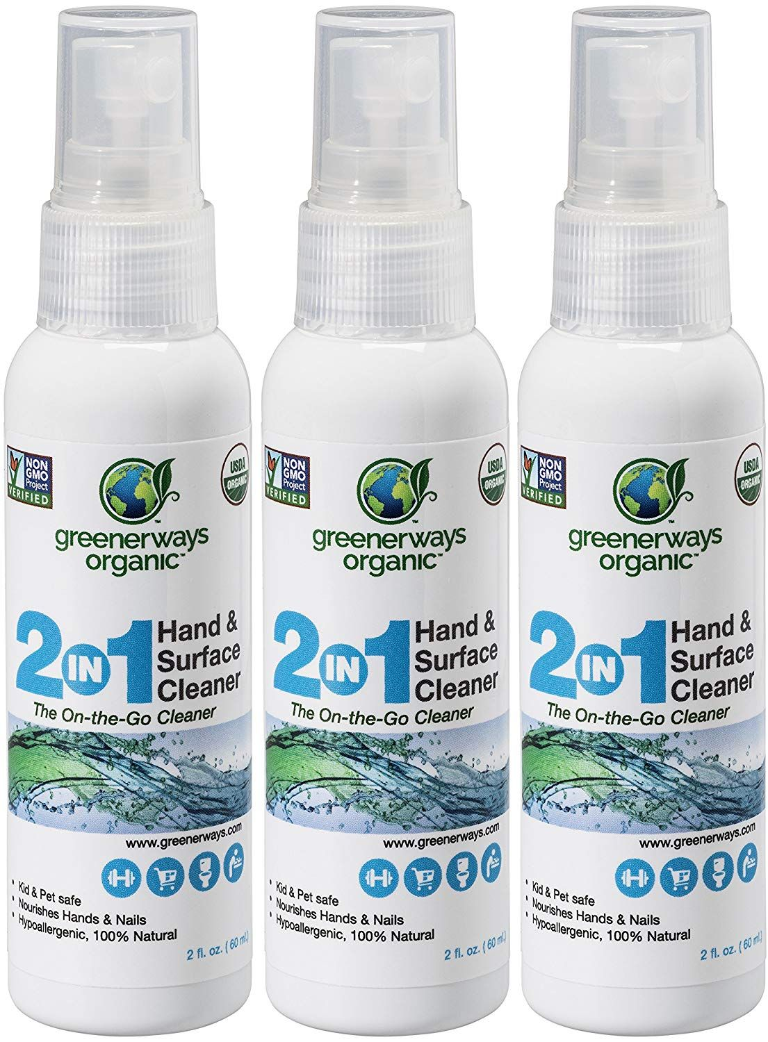 Organic Insect Repellent Natural And Family Safe Bug Spray Deet