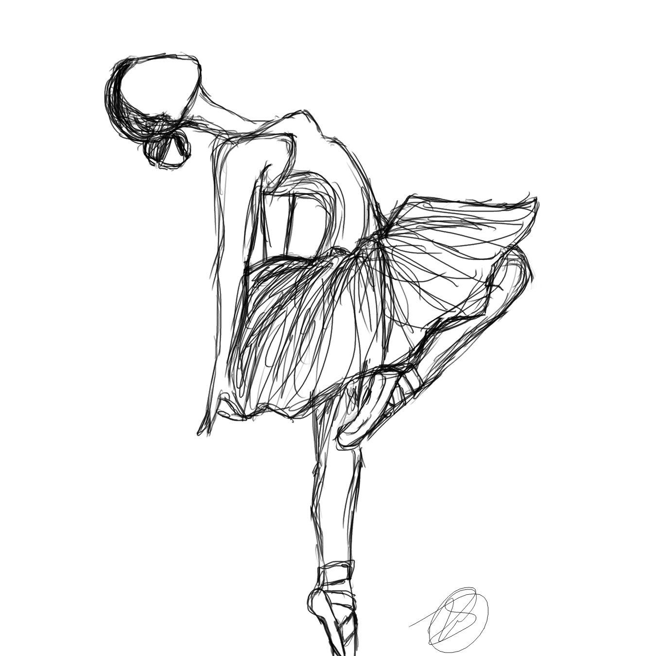 Disegno Ballerina Classica Disegni Da Colorare Imagixs Dance