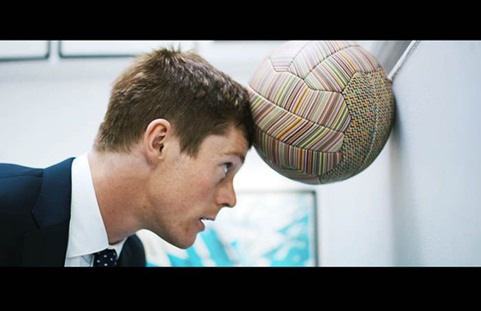 #PAUL SMITH Limited Edition World Cup Football #TremendousOnly #Angleterre, #Designer, #Football, #Luxe, #Styliste