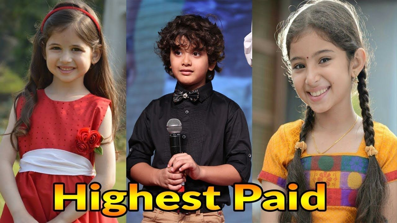 6 Highest Paid Child Actors In Bollywood Factsworld With Images Child Actors Bollywood Celebrities Bollywood