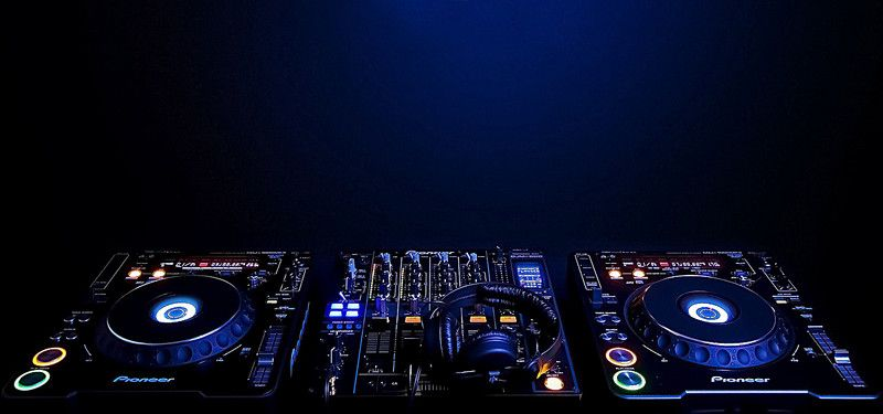 Music Dj Booth Carnival Passion Banner Facebook Cover Dj Photos Cool Facebook Covers